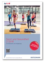 Bertelsmann Sport- und Gesundheitsprogramm 2. Halbjahr 2018