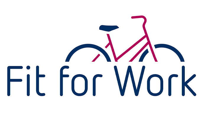 "Logo ""Fit for Work"""