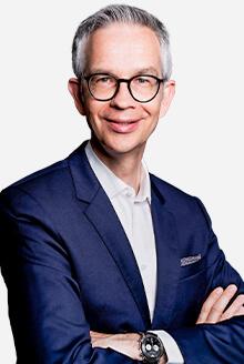 Portraitfoto groß Thomas Johannwille