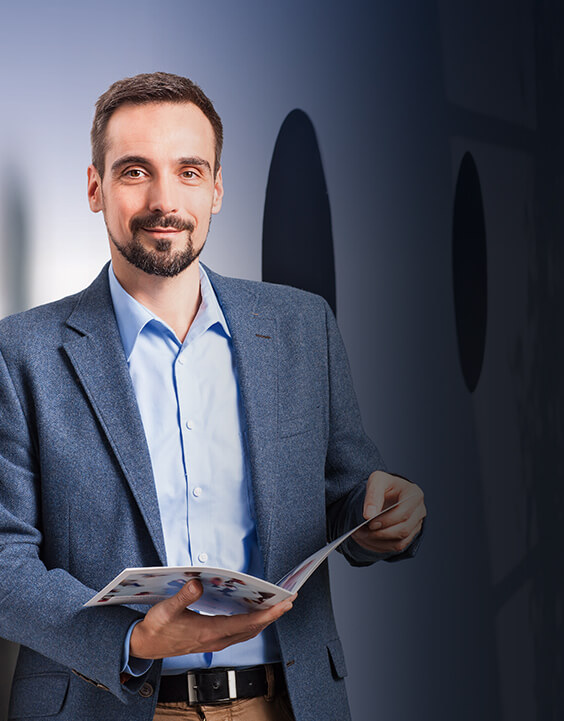 Porträt von Dr. Thomas Kostera