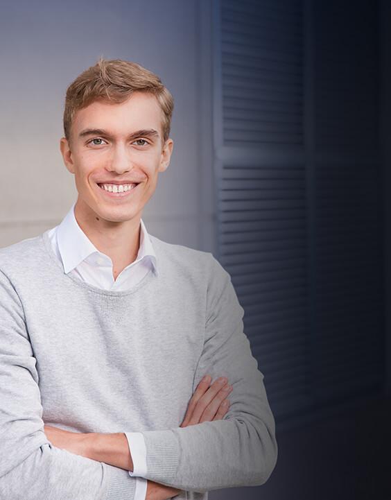Porträt von Martin Stollberg