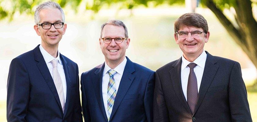 Thomas Johannwille, Martin Kewitsch, Helmut Gettkant